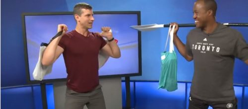 CTV Morning Live News Segment- Cottage Workout